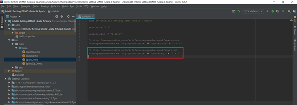 Setting Up Scala on IntelliJ Idea IDE – First SBT Scala Project with
